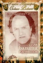 """César """"Banana"""" Pueyrredón"""