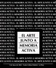 """""""El arte junto a Memoria Activa"""""""
