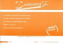 """""""En Escena"""" - Ciclo de teatro platense"""