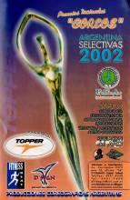 """Selectivas argetinas 2002"""