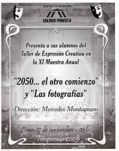2050... el otro comienzo/ Las fotografías