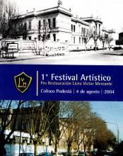 1º Festival Artístico Pro Restauración Liceo Víctor Mercante