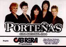 Porteñas