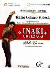 Iñaki Urlezaga & Ballet Concierto