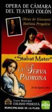 Stabat Mater/La serva Padrona