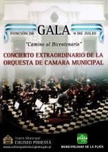 Camino al Bicentenario- Gala 9/7