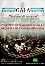 Camino al Bicentenario- Gala 25/5
