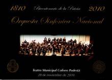 Orquesta Sinfónico Nacional