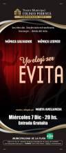 Yo elegí ser Evita