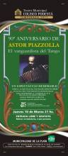 90º Aniversario de Astor Piazzolla