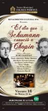 El dia que Shumann conoció a Chopin
