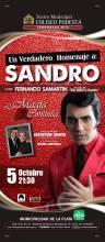 Homenaje a Sandro