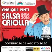 Enrique Pinti. Salsa Criolla
