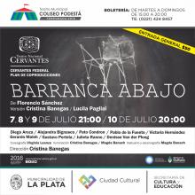 Barranca Abajo, coproducción con el Teatro Nacional Cervantes