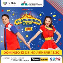Playground en vivo