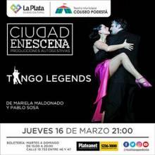 Ciclo Ciudad en Escena. Tango Legends