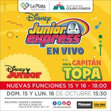 Junior express en vivo