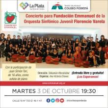 Orquesta sinfónico juvenil Florencio Varela