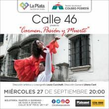 Calle 46. Carmen, pasión y muerte