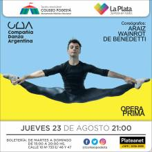 Compañía Danza Argentina. Opera prima