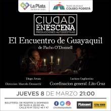 Ciclo Ciudad en Escena. El Encuentro de Guayaquil