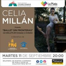 Celia Millán. Ballet sin fronteras