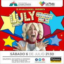 Luly, comedy star
