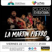 Ciclo Ciudad en Escena. La Martín Fierro