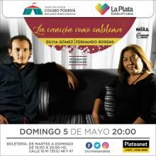 La canción como emblema. Silvia Gómez y Fernando Rossini