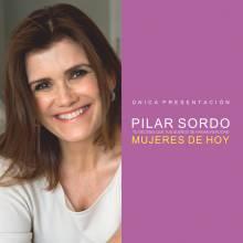 """PILAR SORDO """"MUJERES DE HOY"""""""