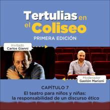 Tertulias en el Coliseo: Carlos Gianni