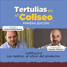 Tertulias en el Coliseo: Carlos Rottemberg