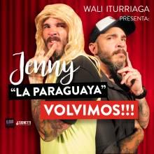 Jenny la paraguaya